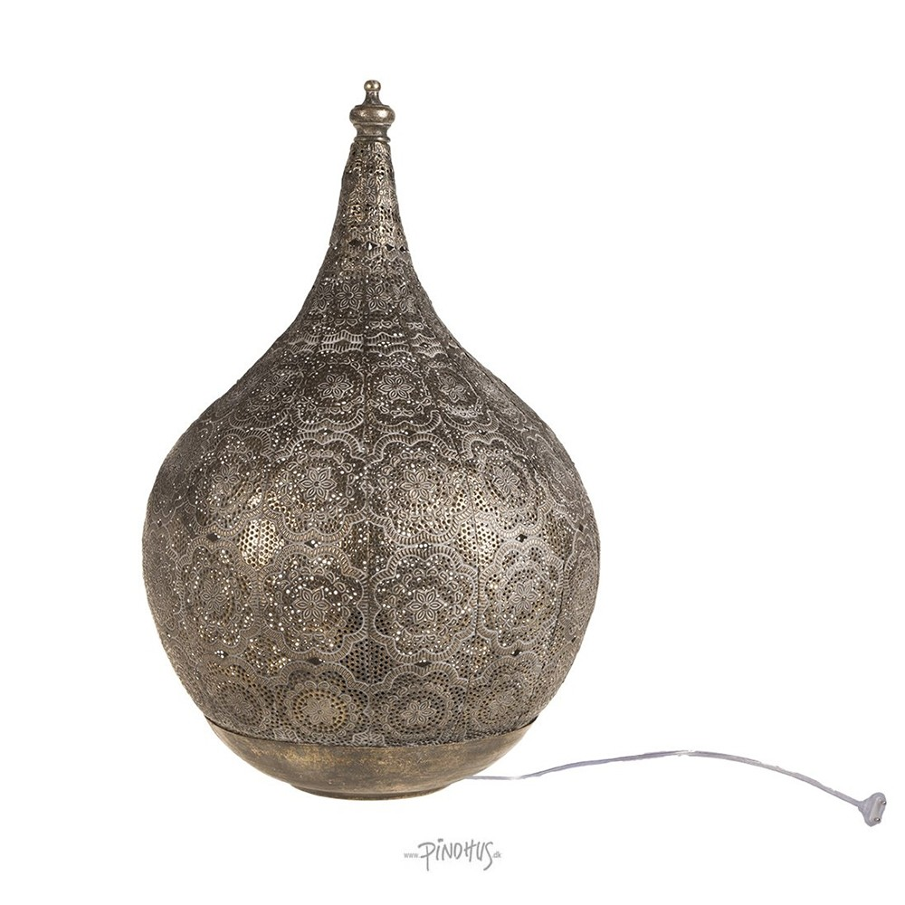 Dråbe Lampe H46cm