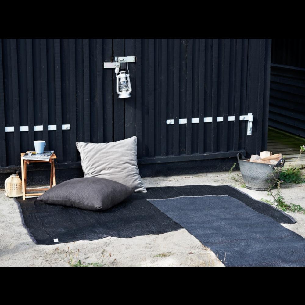 Plastik gulvtæppe Sort-31