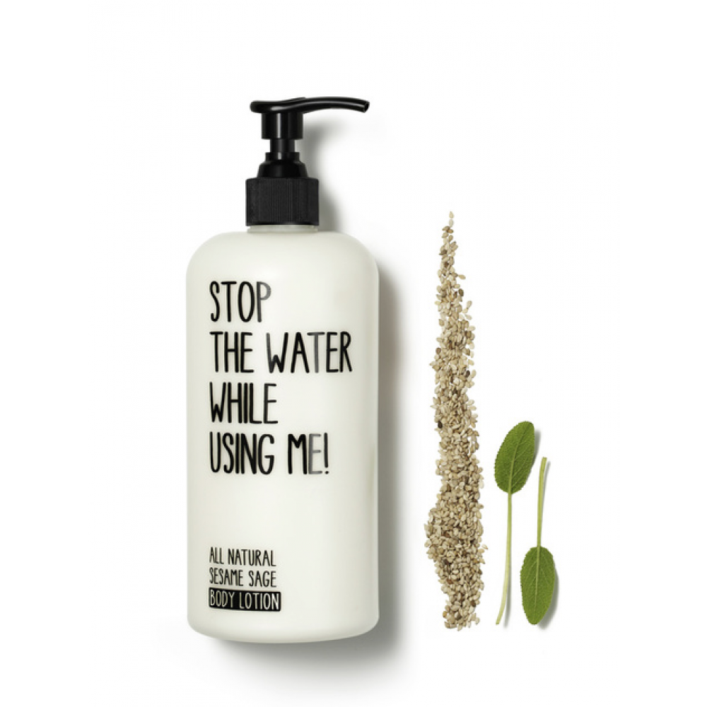 Stop the water Bodylotion Sesame sage-32