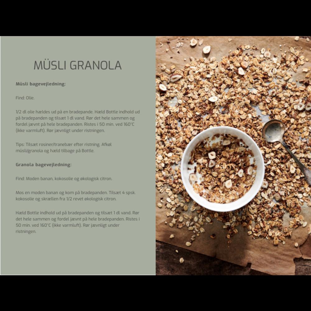 Malund Müsli/granola Bottle-31
