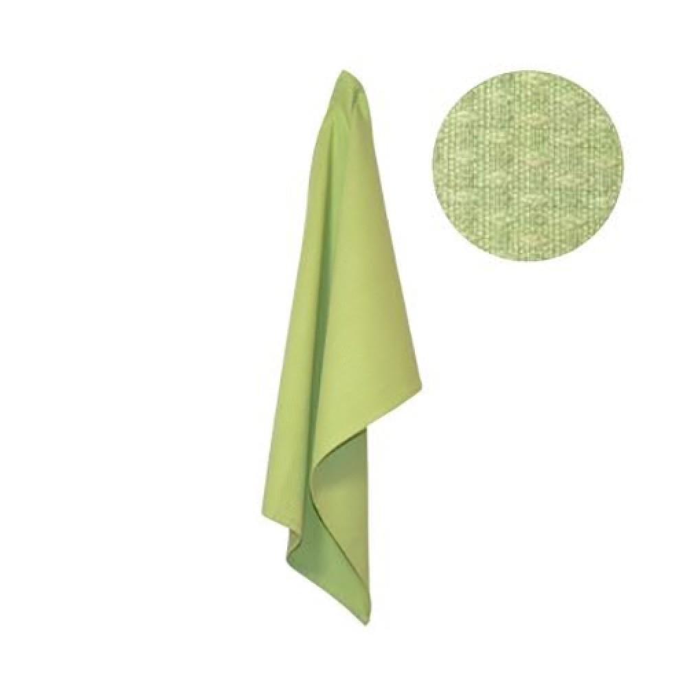 Solwang Viskestykke øko. bomuld grøn-31