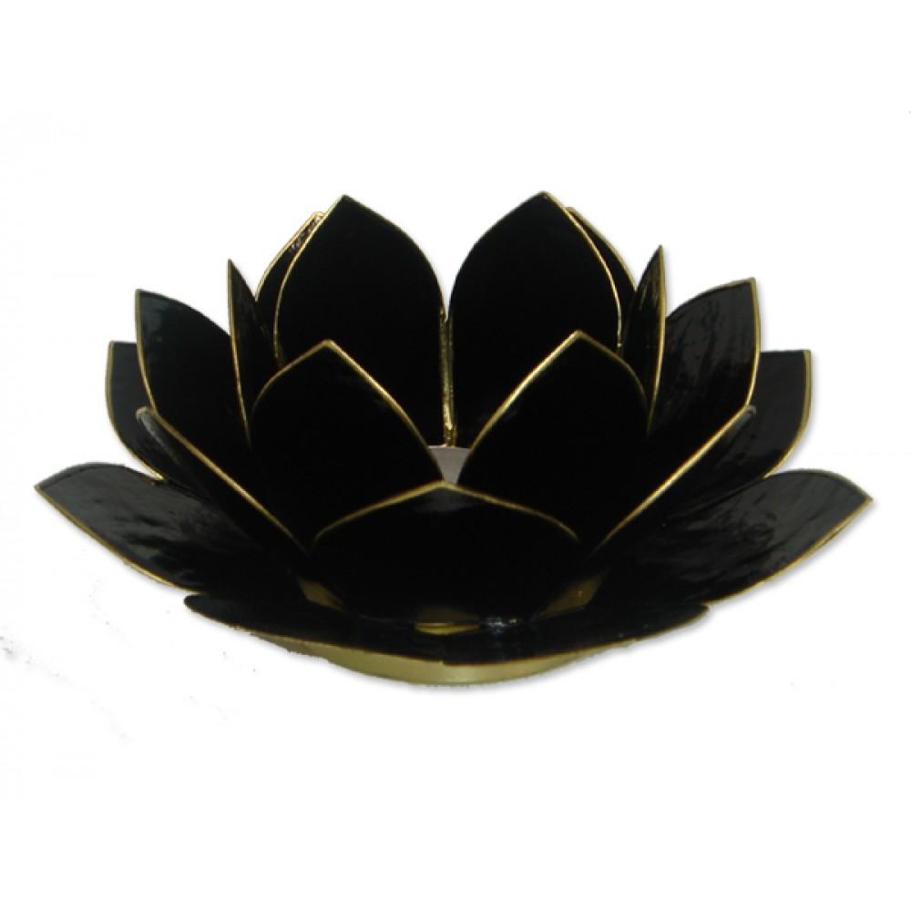 Lotusstage - Sort