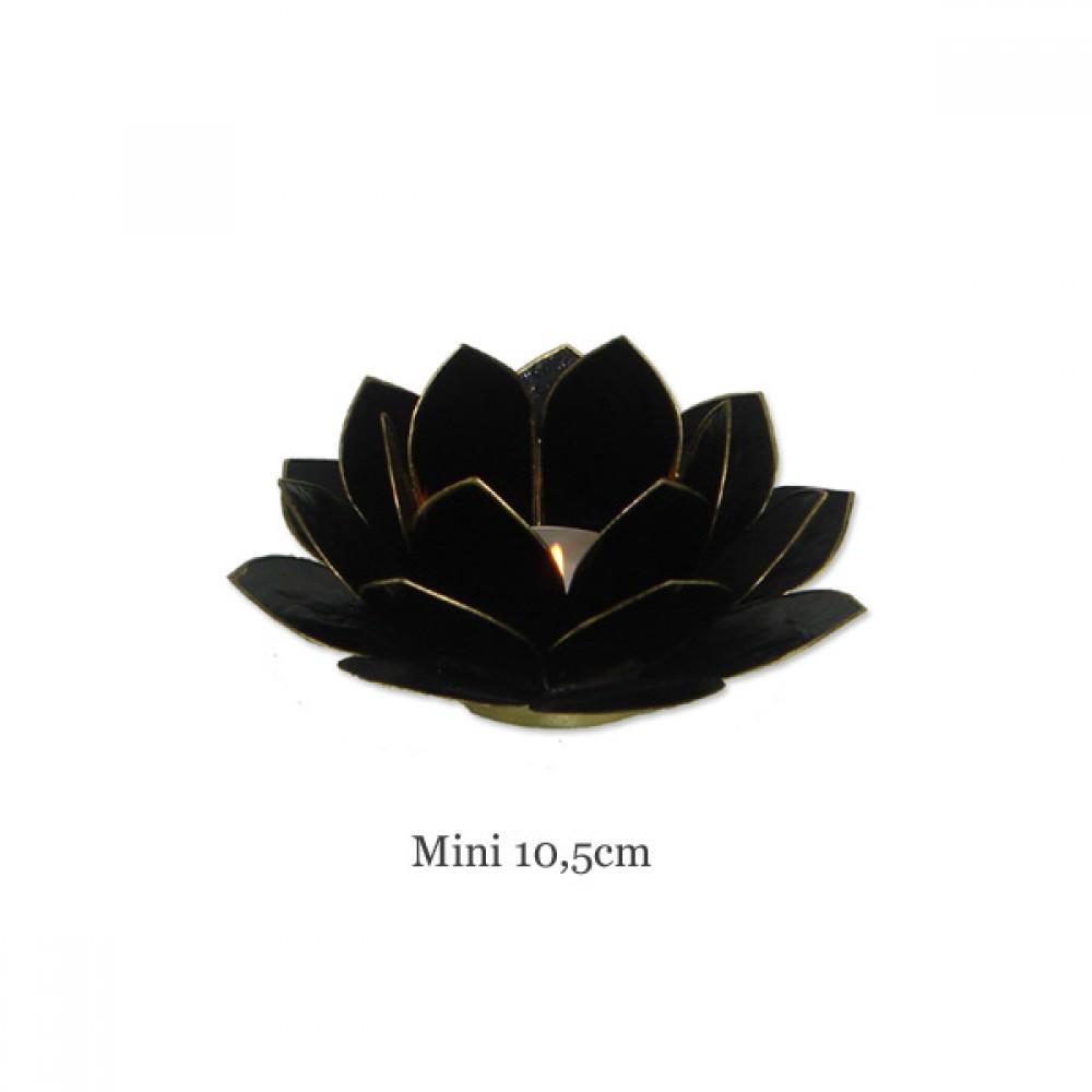 Lotusstage mini Sort-30