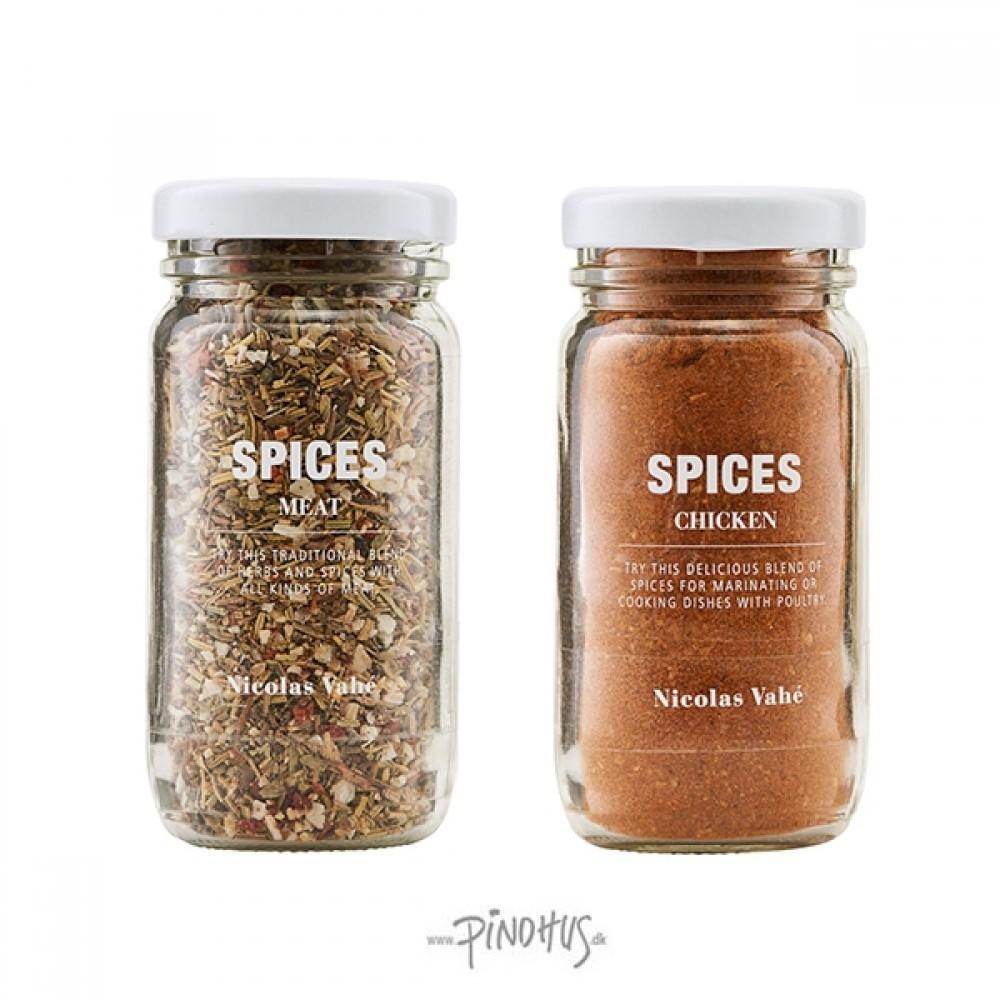 Nicolas Vahé - Spices i glas