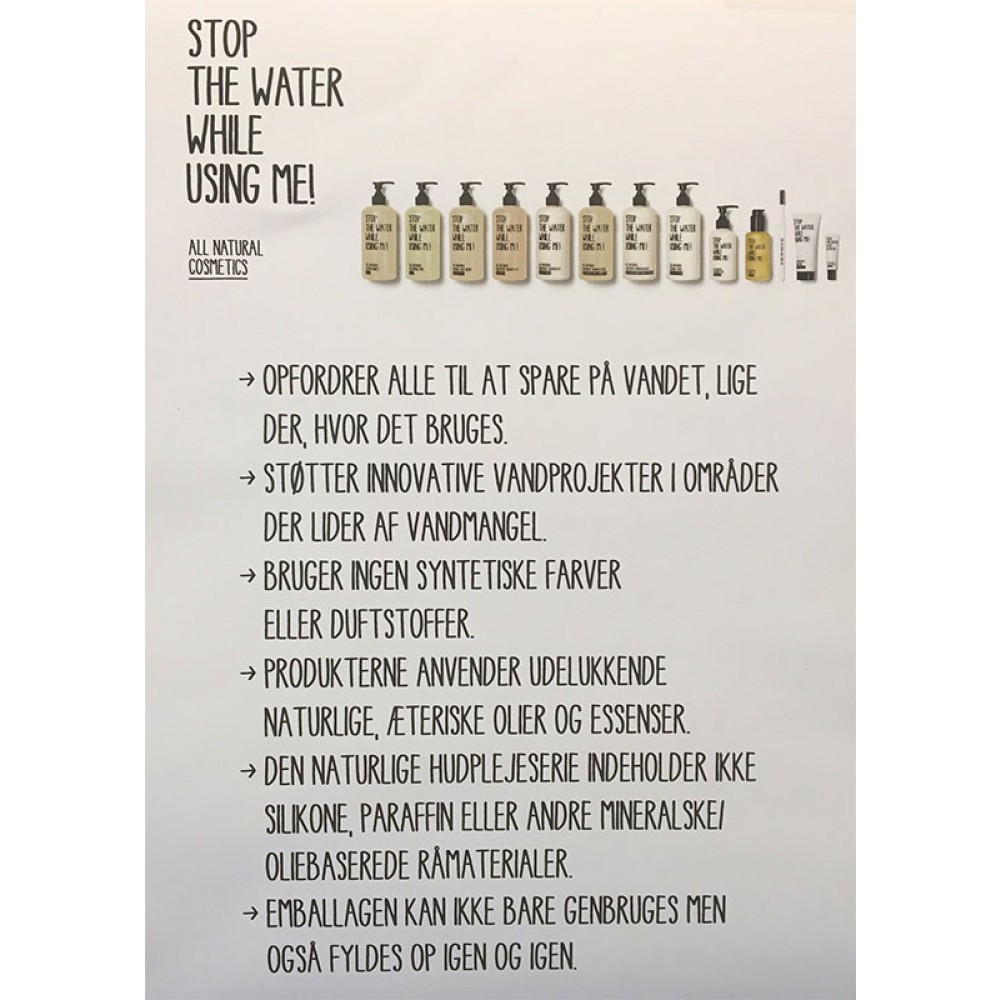 Stop the water Bodylotion Orange herb-32