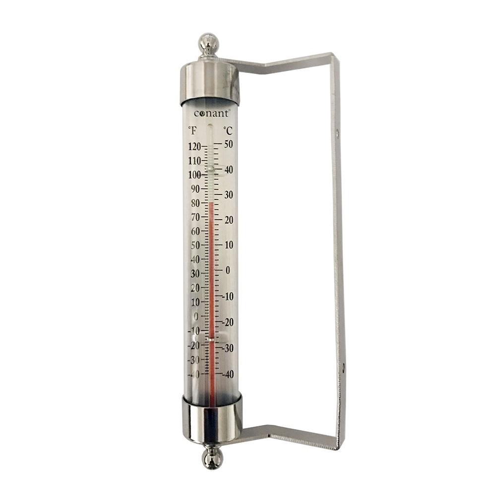 Udendørs termometer - forniklet