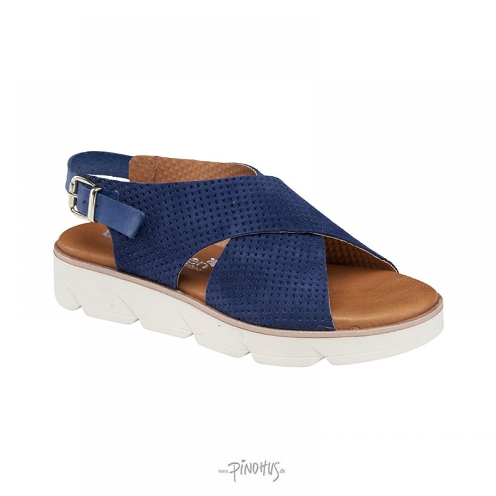 Tim & Simonsen - Astrid sandal blå