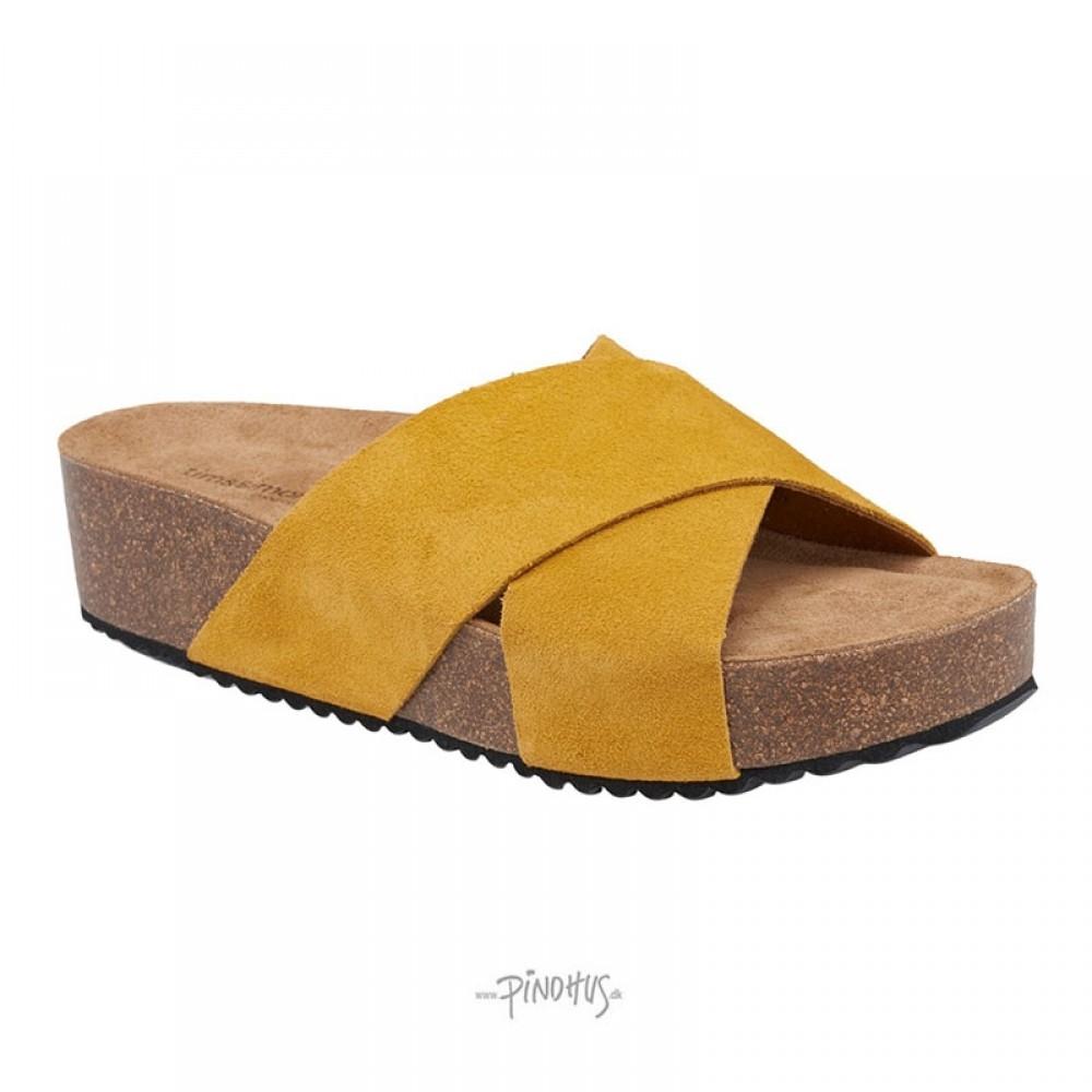 Christina sandal - Gul
