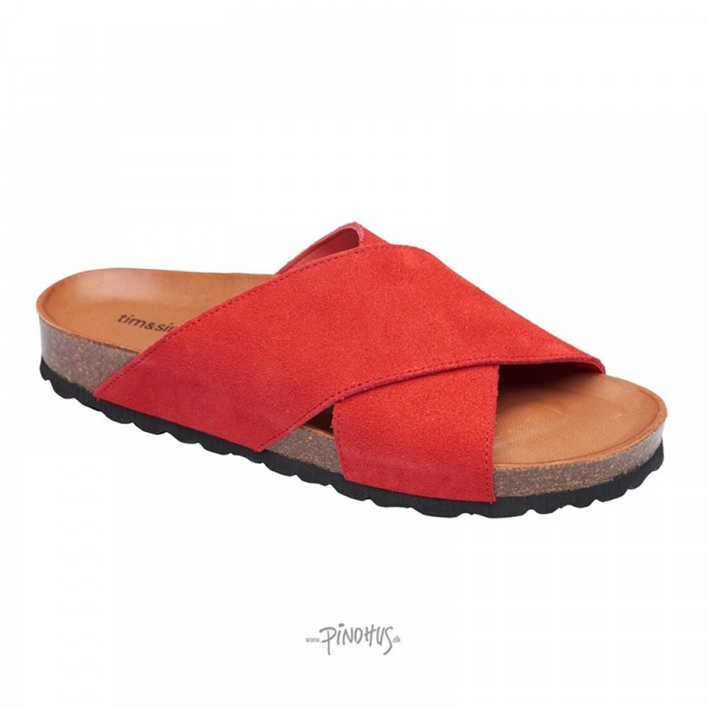 Annet sandal Rød-31