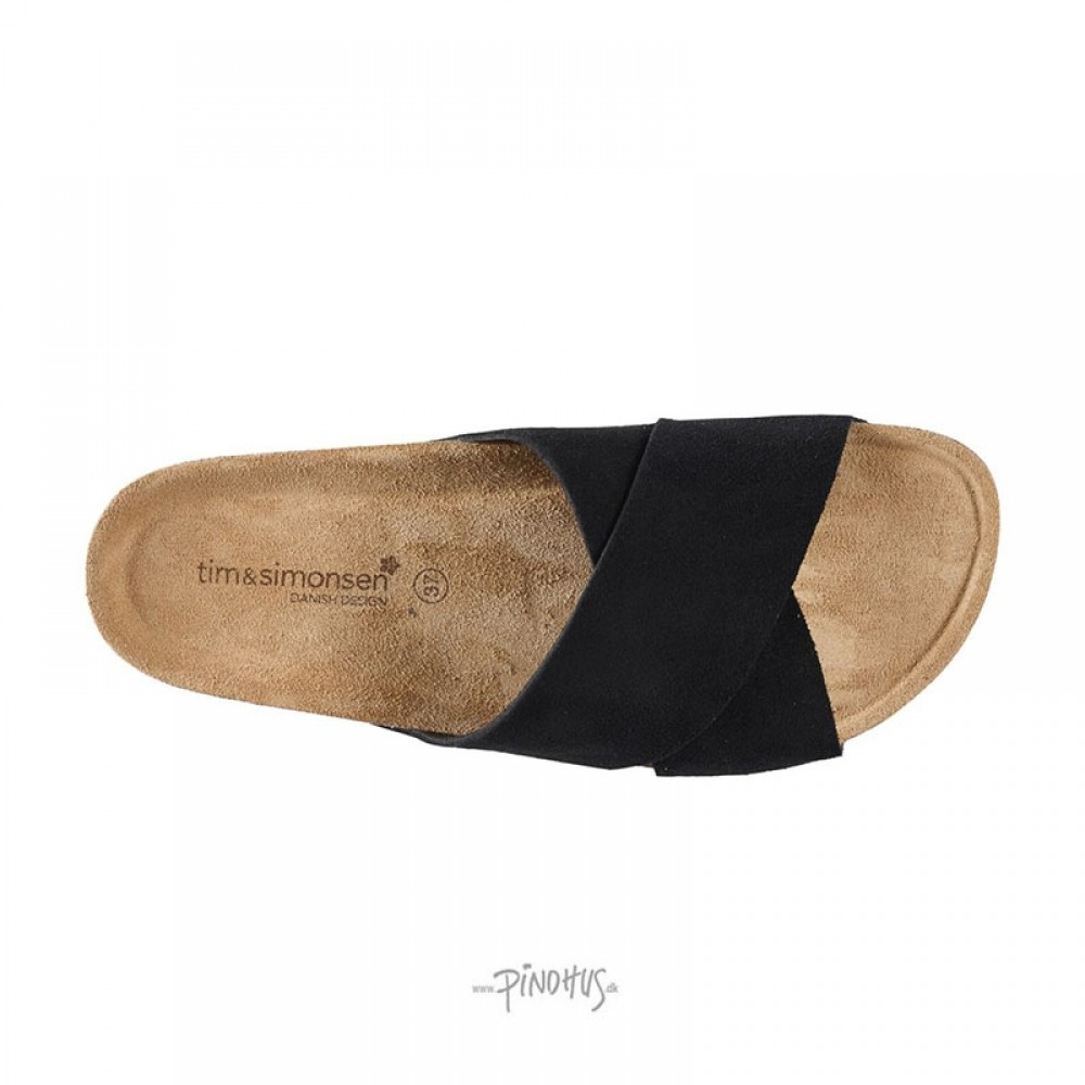 Christina sandal Sort-32