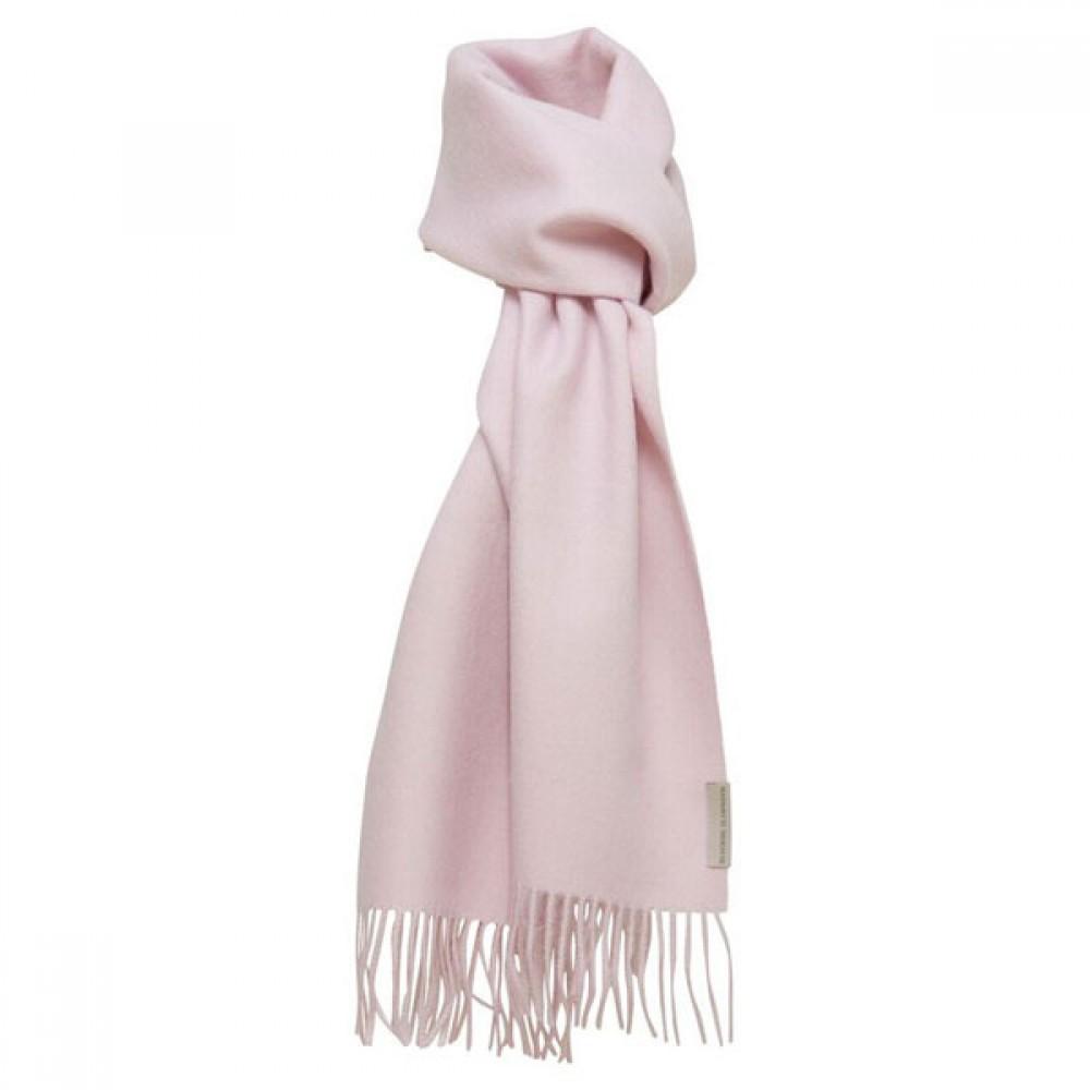 Halstørklæde Baby alpaca rosa-30