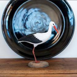 Decobird Stork-20