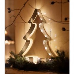 Juletræ m/ LED lys-20
