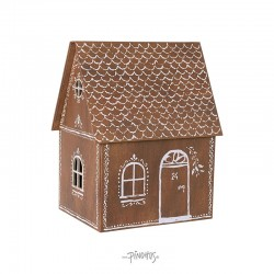Maileg Jul Gingerbread House-20