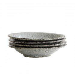 Rustic Dyb tallerken/skål Ø25cm-20