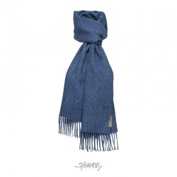 Halstørklæde Baby alpaca Jeans-20