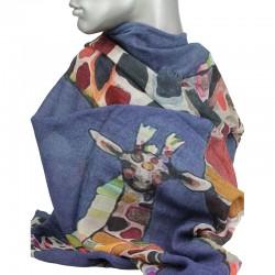 Aperitif tørklæde Giraf-20