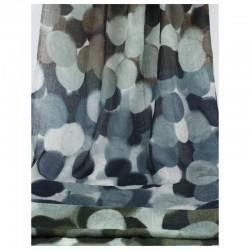 Tørklæde uld Polka-20
