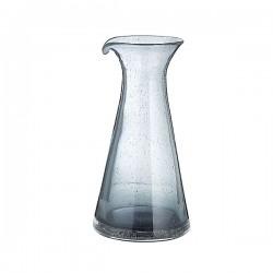 Karaffel grå-blå m/bobler-20