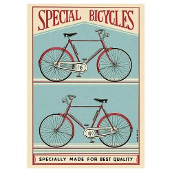 Plakat Special bicycles 50x70cm-20