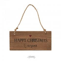 Ib Laursen Skilt Happy Christmas....-20