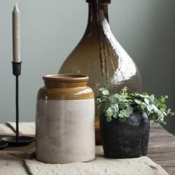 Ib Laursen Keramikkrukke Unika H23cm-20