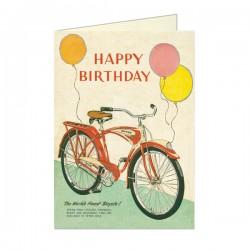 Kort vintage Happy Birthday-20