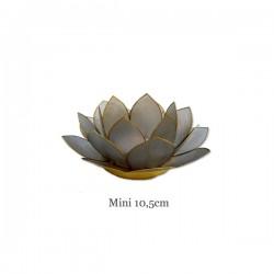 Lotusstage mini Grå-20
