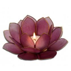 Lotusstage Mørk Rosa-20