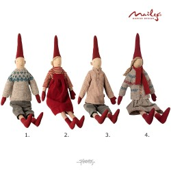 Maileg Jul Medium nisse 50cm-20