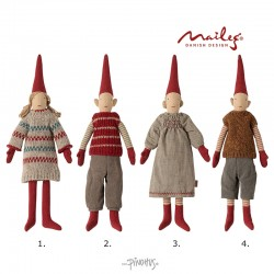 Maileg Jul Mini nisse 31cm-20
