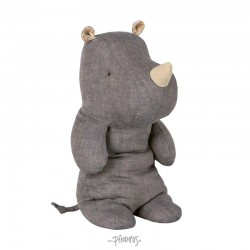Maileg Safari friends rhino 30cm-20