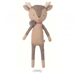 Maileg Jul Winter Friends Reindeer girl-20
