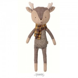 Maileg Jul Winter Friends Reindeer boy-20