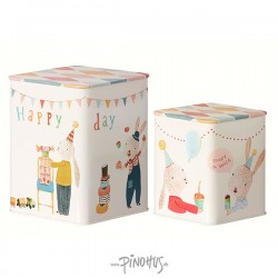 Maileg Happy box sæt-20