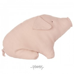 Maileg Polly pork gris 40cm-20