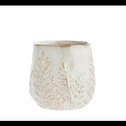 Urtepotte keramik m/ blade-20