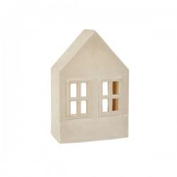 Powder stone hus til fyrfad-20