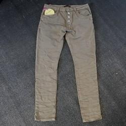 Place du Jour Jeans Army-20