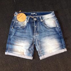 Place du Jour Denim shorts-20