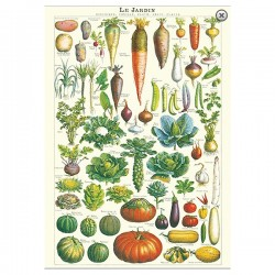 Plakat Le Jardin 50x70cm-20
