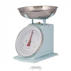 Plint Køkkenvægt Isblå-20