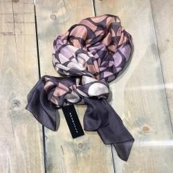 Aperitif silke tørklæde Rose-20
