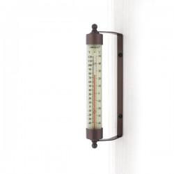 Udendørs termometer bronze alu-20