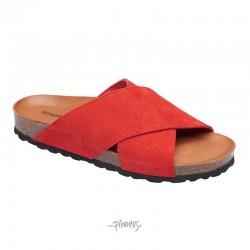 Annet sandal Rød-20