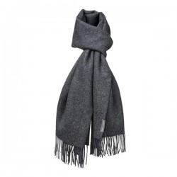Halstørklæde Baby alpaca mørk grå-20