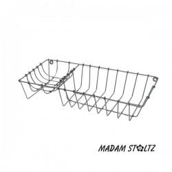 Madam Stoltz Trådkurv til sæbe-20