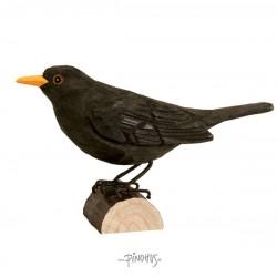 DecoBird Solsort-20