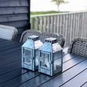 Galvaniseret lanterne - A2 living Micro