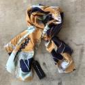 Aperitif silke tørklæde - Fern